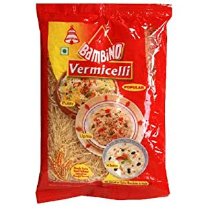 Bambino Vermicelli 7-Ounce Bag (Pack of 70)