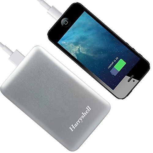 Harryshell 6800mAh Dual-Port USB Power Bank