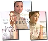 Lesley Pearse Lesley Pearse Collection 3 Books Set Gift Pack Series (Tara, Georgia, Camellia)