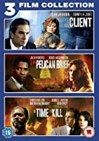 The Client/The Pelican Brief/A Time to Kill Triple Pack [DVD] [2012]