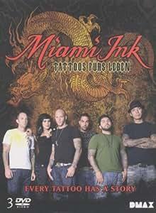 Miami Ink - Tattoos fürs Leben [3 DVDs]