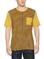 ZZ_PRIMO EMPORIO Camiseta Manga Corta (Amarillo)