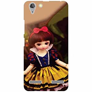 Back Cover For Lenovo Vibe K5 Plus (Printed Designer)