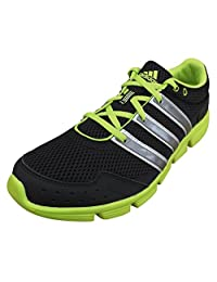 adidas Men's Synthetic-And-Mesh Performance Breeze Running Sneakers