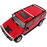 Dash 1:12 Radio Control Hummer, Red
