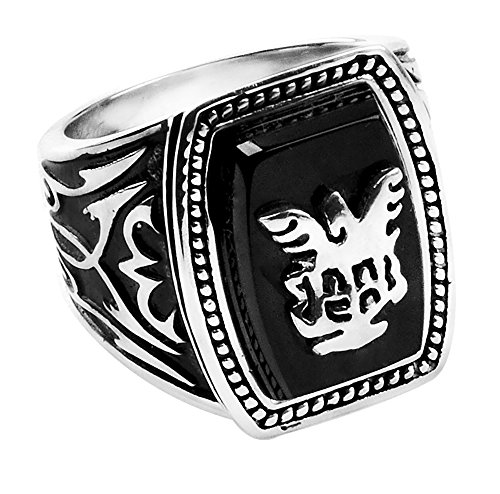 Vampire Diaries Alaric Ring - Costume Accessory