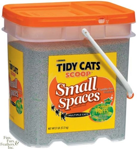 Tidy Cats Premium Scoop Small Spaces Cat Litter