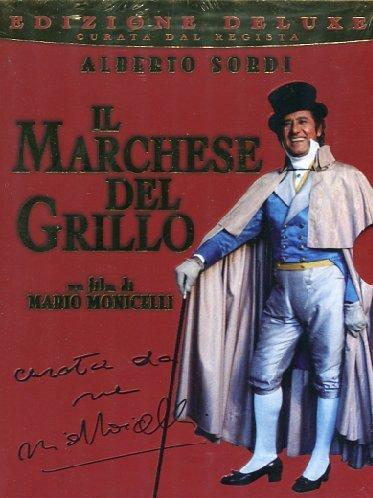 Il marchese del Grillo(edizione deluxe) [Italia] [DVD]