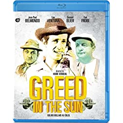 Greed in the Sun [Blu-ray]