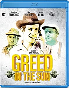 Greed in the Sun [Blu-ray] [1964] [US Import]