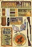 Karen Foster Design Acid and Lignin Free Scrapbooking Sticker Sheet, Upland Hunting
