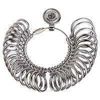 [エムジェイピー]MJPtengo(テンゴ)リングゲージ MKS明工舎製作所製ハーフザイズ指輪ゲージ69410500