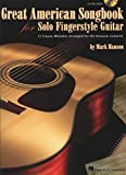 img - for Great American Songbook For Solo Fingerstyle Guitar (Book/Cd) book / textbook / text book