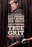 TRUE GRIT - JEFF BRIDGES - US TEASER MOVIE FILM WALL POSTER - 30CM X 43CM ROOSTER COGBURN