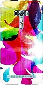 Digitex 1782 Back Cover For ASUS ZenPhone Selfie (Multi-Colour)