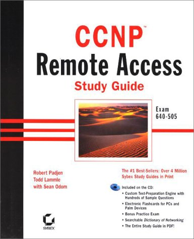 CCNP Remote Access Study Guide, Exam 640-505