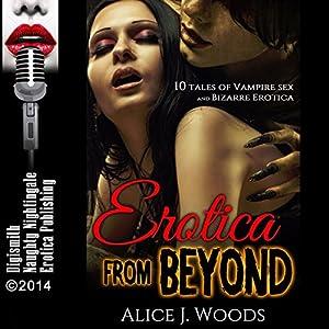 Erotica from Beyond Audiobook