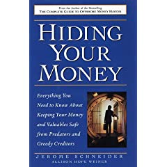 Hiding Your Money