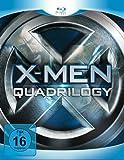 X-Men Quadrilogy Blu-ray