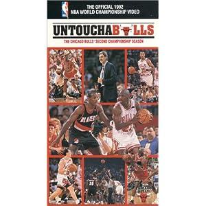 Untouchabulls - The Chicago Bulls' Second Championship Season (1992 NBA World Championship Video) movie