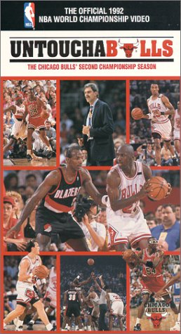 Untouchabulls - The Chicago Bulls' Second Championship Season (1992 NBA World Championship Video) [VHS] at Amazon.com