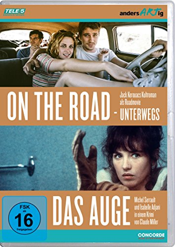 On the Road - Unterwegs / Das Auge (OmU, 2 Discs)