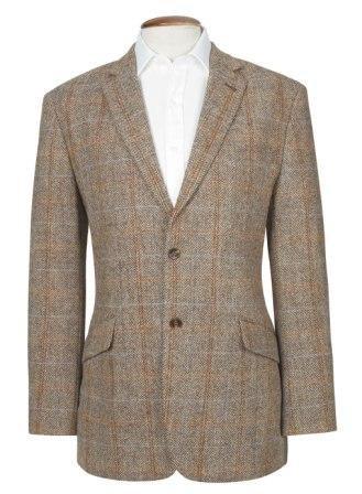 Hamish Harris Tweed Jacket New Style