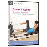 Stott Pilates Power and Agility Reformer Intervals on the Cardio-Tramp Rebounder DVD Set