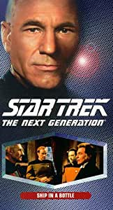 Star Trek - The Next Generation, Episode 138: Ship in a Bottle [VHS]