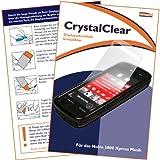 "mumbi Displayschutzfolie Nokia 5800 Displayschutz ""CrystalClear"" unsichtbarvon ""mumbi"""
