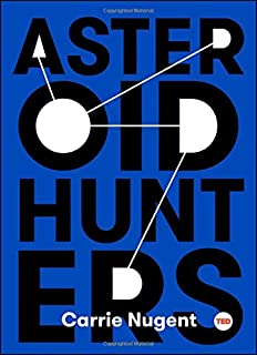Book Cover: Asteroid Hunters