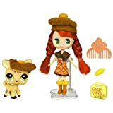 Littlest Pet Shop Blythe And Pet - Autumn Glam