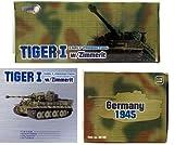 ドラゴンアーマー 1/72 完成品  60108 ドイツ重戦車 Tiger / タイガー I 初期型 地雷防御用装甲