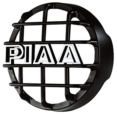 "PIAA 540 45400 Black Mesh Style Lens Cover for 5"" light"