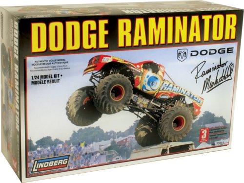 Lindberg 1:24 scale Raminator Monster Truck