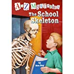 A to Z Mysteries: The School Skeleton (       UNABRIDGED) by Ron Roy Narrated by David Pittu