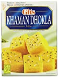 East End Gits Khaman Dhokla Mix 180 g (Pack of 10)