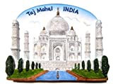 Taj Mahal India, High Quality Resin 3d Fridge Magnet