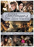 Jim Henson Fantasy Film Collection Labyrinth The Dark Crystal Mirrormask by Sony Pictures Home Entertainment
