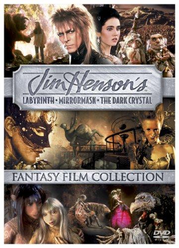Jim Henson Fantasy Film Collection (Labyrinth / The Dark Crystal / MirrorMask)