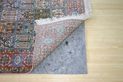 Ultra Plush Rug Pad (8' x 10') For Carpet Or Hard Surfaces