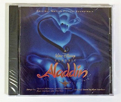 aladdin musical cd