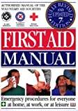 The First Aid Manual (British Red Cross)