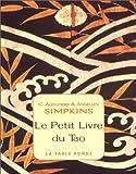 echange, troc C. Alexander Simpkins, Annellen Simpkins - Le petit livre du tao