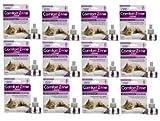 Comfort Zone with Feliway 12-Pack Cat Diffuser Refills Vials, 48ml