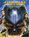 Revenge of the Sith Movie Storybook (Star Wars)