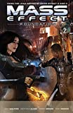 img - for By Mac Walters Mass Effect: Foundation Volume 2 [Paperback] book / textbook / text book