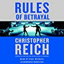 Rules of Betrayal: Dr. Jonathan Ransom, Book 3
