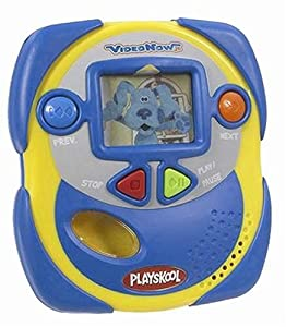 Videonow Jr. Player Blue/Yellow