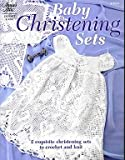 Baby Christening Sets: 2 Exquisite Christening Sets to Crochet and Knit